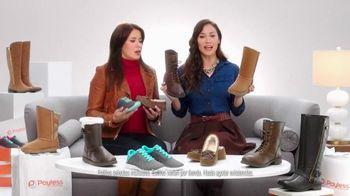 Payless Shoe Source TV Spot, 'Botas' con Alexandra Echavarri [Spanish] - 247 commercial airings