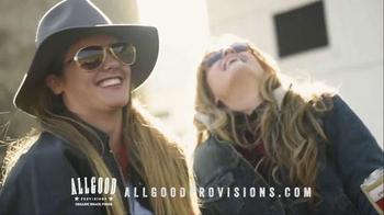 Allgood Provisions TV Spot, 'Core Values' - Thumbnail 6