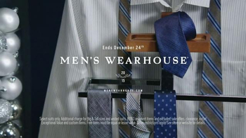 Men's Wearhouse Home for the Holidays Sale TV Spot, 'Gift Ideas' - Thumbnail 10