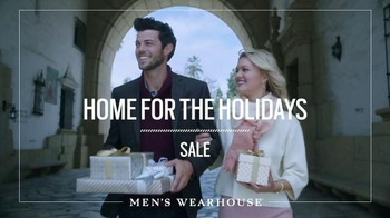 Men's Wearhouse Home for the Holidays Sale TV Spot, 'Gift Ideas' - Thumbnail 2
