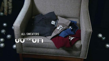 Men's Wearhouse Home for the Holidays Sale TV Spot, 'Gift Ideas' - Thumbnail 6