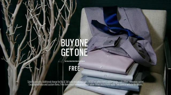 Men's Wearhouse Home for the Holidays Sale TV Spot, 'Gift Ideas' - Thumbnail 9