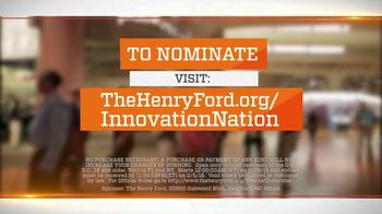 The Henry Ford Teacher Innovator Awards TV Spot, 'CBS: Innovation Nation' - Thumbnail 10
