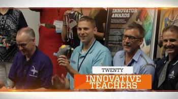 The Henry Ford Teacher Innovator Awards TV Spot, 'CBS: Innovation Nation' - Thumbnail 7