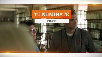 The Henry Ford Teacher Innovator Awards TV Spot, 'CBS: Innovation Nation' - Thumbnail 9