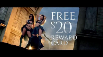Victoria's Secret TV Spot, 'When in Rome: Reward Card' - 229 commercial airings