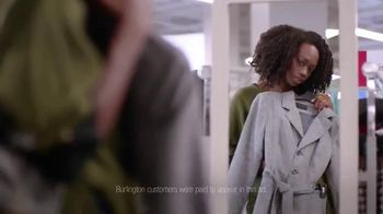 Burlington Coat Factory TV Spot, 'The Obvious Choice' - Thumbnail 4