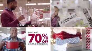 Burlington Coat Factory TV Spot, 'The Obvious Choice' - Thumbnail 8