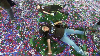 Snickers TV Spot, 'CBS: Celebrate on the Field Sweepstakes' - Thumbnail 4