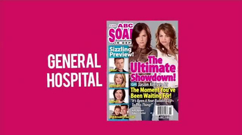 ABC Soaps In Depth TV Spot, 'General Hospital: The Ultimate Showdown'