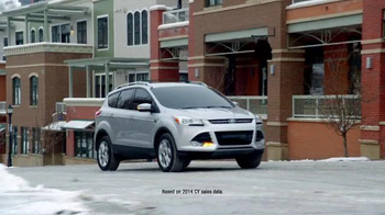 Ford Holiday Sales Event TV Spot, '2016 Escape' - Thumbnail 1