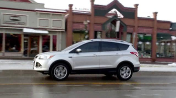 Ford Holiday Sales Event TV Spot, '2016 Escape' - Thumbnail 5