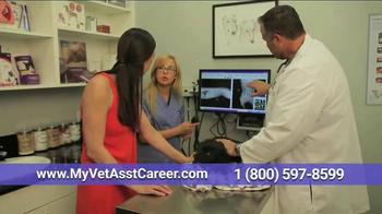 Animal Behavior College TV Spot, 'Certified Vet Assistant' - Thumbnail 2