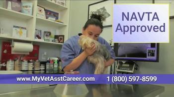 Animal Behavior College TV Spot, 'Certified Vet Assistant' - Thumbnail 4