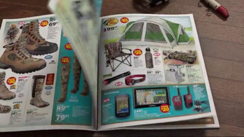 Bass Pro Shops Gear Up Sale TV Spot, 'Boots, Camera and Stand' - Thumbnail 5