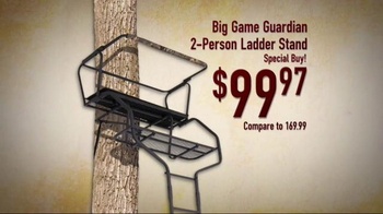 Bass Pro Shops Gear Up Sale TV Spot, 'Boots, Camera and Stand' - Thumbnail 8