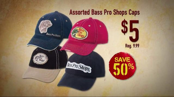 Bass Pro Shops Gear Up Sale TV Spot, 'Caps & Trunks' Featuring Kevin VanDam - Thumbnail 5