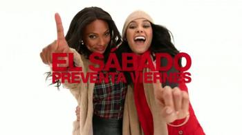 Macy's La Venta de Un Día TV Spot, '' [Spanish] - Thumbnail 2