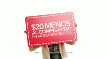 Macy's La Venta de Un Día TV Spot, '' [Spanish] - Thumbnail 4