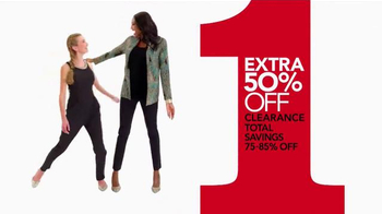 Macy's One Day Sale TV Spot, 'Sportswear, Totes and Jewelry' - Thumbnail 3