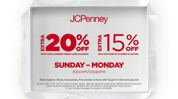 JCPenney Big Gift Sale TV Spot, 'Great Gifts' - Thumbnail 3