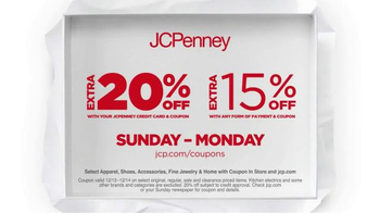JCPenney Big Gift Sale TV Spot, 'Great Gifts' - Thumbnail 4