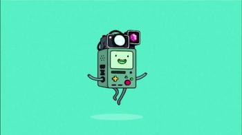 Cartoon Network Adventure Time BMO Snaps TV Spot, 'BMO Rap' - Thumbnail 1