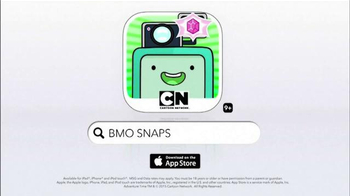 Cartoon Network Adventure Time BMO Snaps TV Spot, 'BMO Rap' - Thumbnail 7