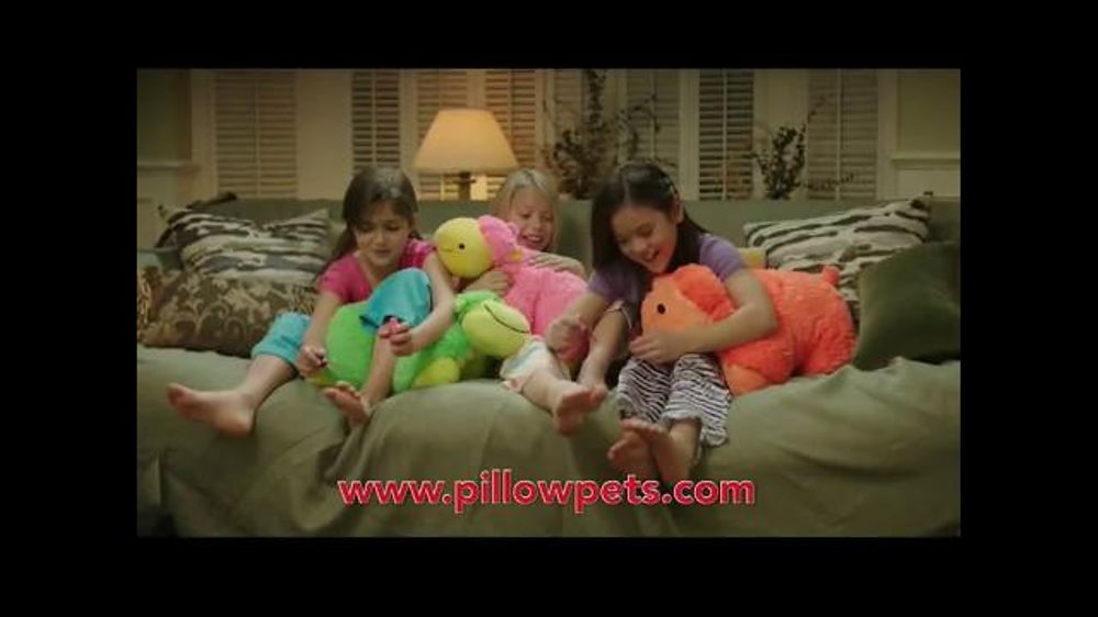 Pillow Pets TV Commercial Frozen And My Little Pony