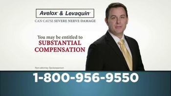 Baron & Budd, P.C. TV Spot, 'Avelox & Levaquin'