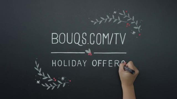 The Bouqs Company TV Spot, 'Holiday Gifts From The Bouqs Company' - Thumbnail 10