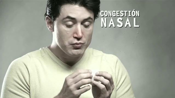 Next Daytime Cold & Flu Relief TV Spot, 'La gripe común' [Spanish]