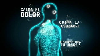 Next Daytime Cold & Flu Relief TV Spot, 'La gripe común' [Spanish] - Thumbnail 5