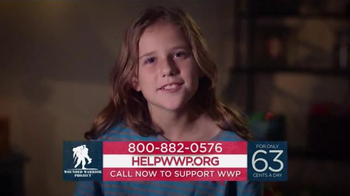 Wounded Warrior Project TV Spot, 'Drill Sergeant' Featuring Trace Adkins - Thumbnail 5