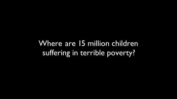 Save the Children TV Spot, 'Unimaginable Poverty' Featuring Nick Lachey - Thumbnail 1