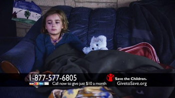 Save the Children TV Spot, 'Unimaginable Poverty' Featuring Nick Lachey - Thumbnail 9