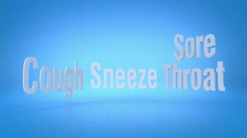 Alka-Seltzer Plus Cold & Cough TV Spot, 'Coughing and Sneezing' - Thumbnail 1