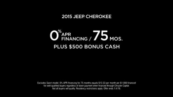 Jeep Year End Blockbuster Sales Event TV Spot, 'Star Wars: Shooting Star' - Thumbnail 5