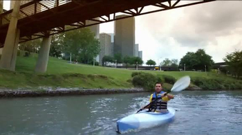 Visit Houston TV Spot, 'My Houston Adventure: Something to Cheer About' - Thumbnail 6