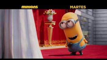 Minions Home Entertainment TV Spot [Spanish] - Thumbnail 1