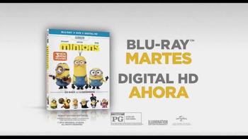 Minions Home Entertainment TV Spot [Spanish] - Thumbnail 9