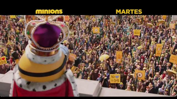 Minions Home Entertainment TV Spot [Spanish] - Thumbnail 4