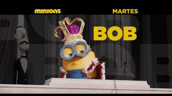 Minions Home Entertainment TV Spot [Spanish]