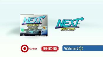 Next Nighttime Cold & Flu Relief TV Spot, 'Reparador del sueño' [Spanish] - Thumbnail 10