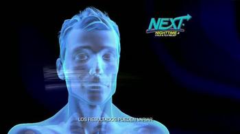 Next Nighttime Cold & Flu Relief TV Spot, 'Reparador del sueño' [Spanish] - Thumbnail 7