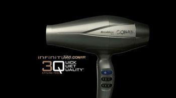 Conair Infiniti Pro 3Q TV Spot, 'The Next Generation'
