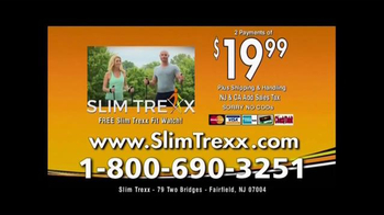 Slim Trexx TV Spot, 'Transforms Walking' - Thumbnail 9