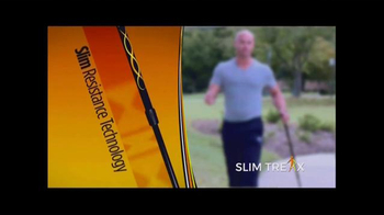Slim Trexx TV Spot, 'Transforms Walking' - Thumbnail 1