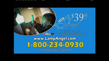 Rely-a-light Lamp Angel TV Spot, 'Turn Bedtime into Fun Time' - Thumbnail 7