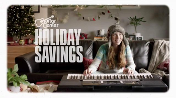 Guitar Center Holiday Savings TV Spot, 'Favorite Gift' - Thumbnail 1
